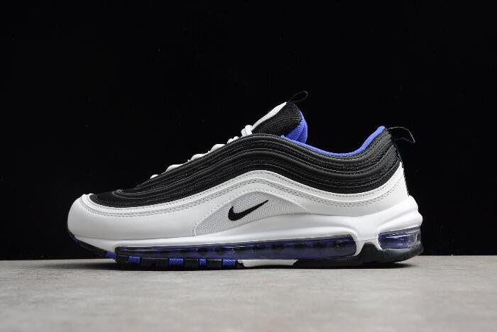 New Nike Air Max 97 Nebula BlueBlack Mens 921826 011