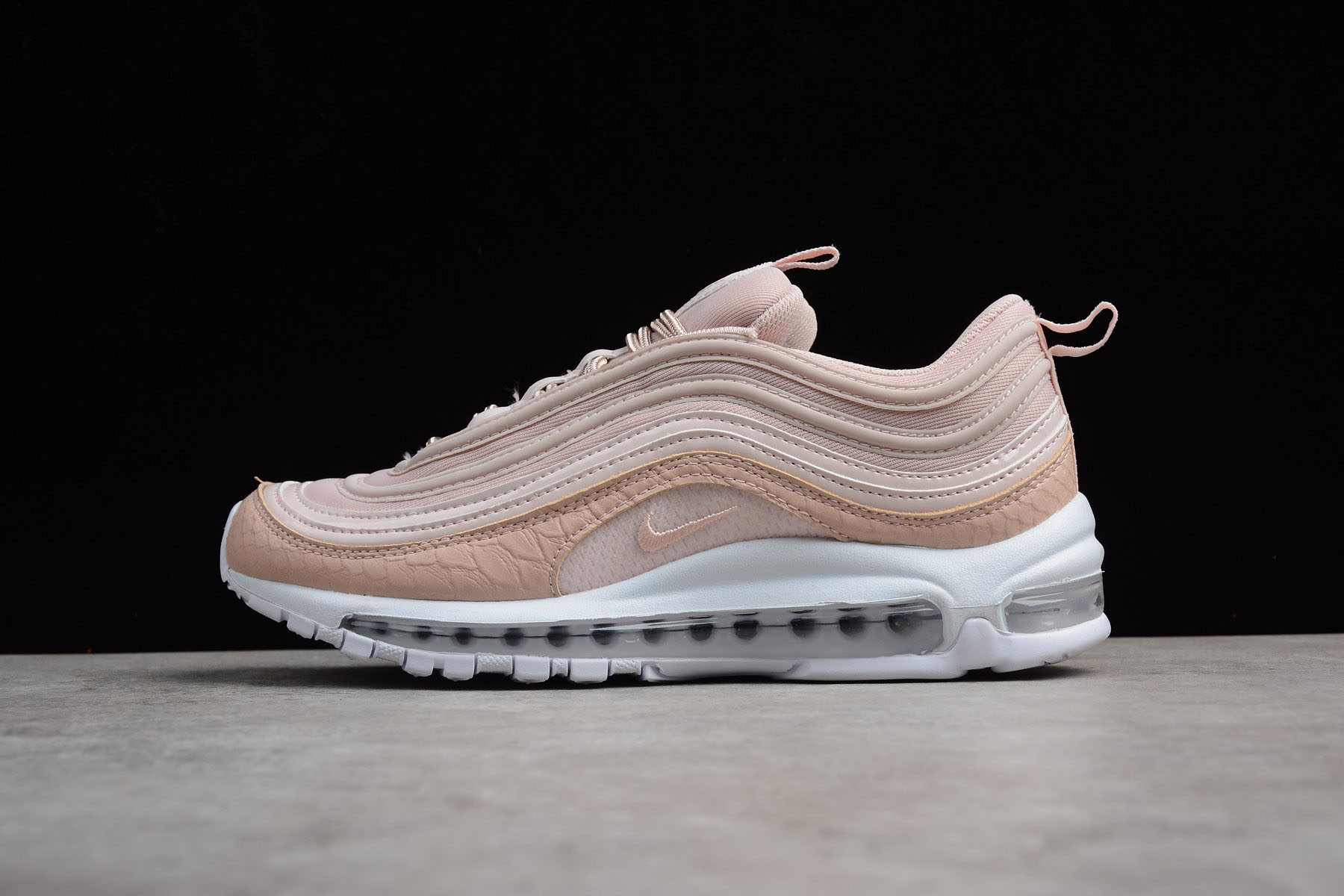Women's Nike Air Max 97 OG Premium Silt Red Pink Scales