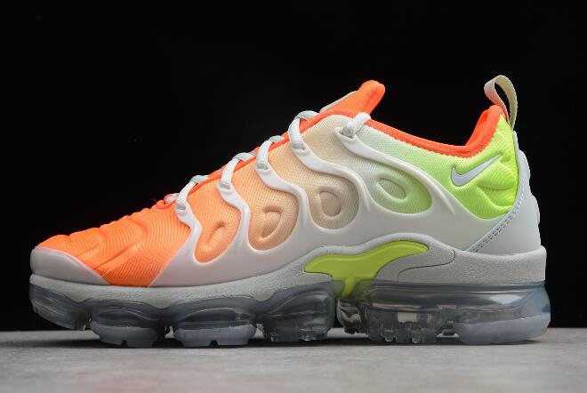 the latest 6032a 6d5b3 Nike Air VaporMax Plus Reverse Sunset Barely Grey/Total ...