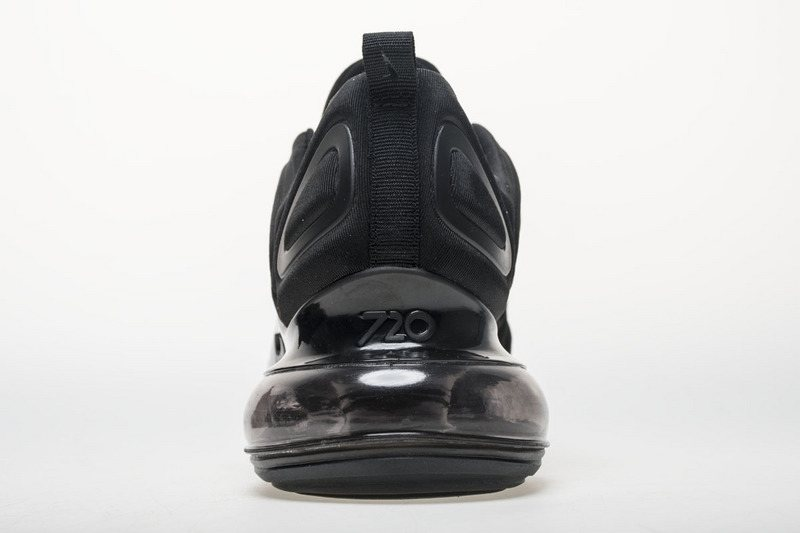 Nike Air Max 720 All Black AR9293 005 Shoes – 2019 Sneakers